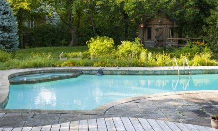 Účinná a rychlá izolace bazénu vylévaným polystyrenem