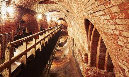 Kanalizace od středověku až po 20. století