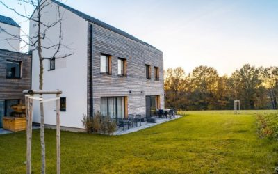 Kompletní stavební řešení a variabilita Ytongu a Silky uspěly při stavbě bytových domů v Rožnově pod Radhoštěm