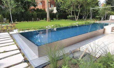 Rodinný bazén, jenž přežije generace