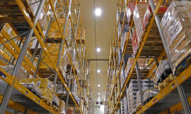 Zumtobel dodal inovativní LED osvětlení do nového logistického centra společnosti Lidl Publikováno