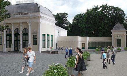 Centrum kultury i byznysu. S Průmyslovým palácem vzkvétá celé Výstaviště