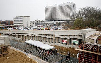 Stavba tramvajového tunelu v Brně omezí až do podzimu provoz MHD