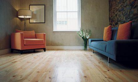Akustické podlahy s izolanty ISOVER