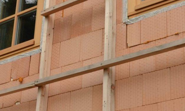 Možnosti ztvárnění povrchu provětrávaných fasád jednovrstvého zdiva HELUZ