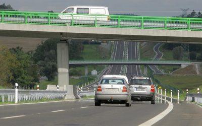 Dostavba dálnice mezi Pískem a Příbramí může vyřešit dilema řidičů