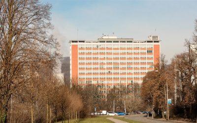 Kraj chce koupit další budovu v Baťově areálu, opozici se nelíbí cena