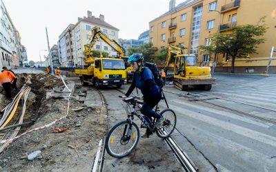 Praha chystá nové tramvajové linky, vzniknout má více než dvacítka tratí