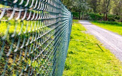 Poplastovaná plotová pletiva