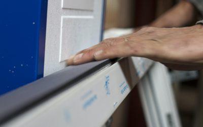 Řešení připojovací spáry oken