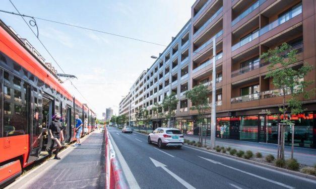 Retail v bratislavskom projekte Urban Residence kúpilo investičné zoskupenie Coopex Hold