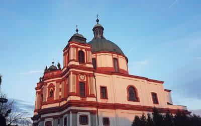 Oprava zavře baziliku v Jablonném na dva roky, chybí pět milionů
