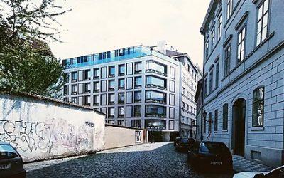 Místní bojují o tvář Stínadel, developer tu chce stavět moderní bytový dům