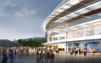Na sportovní haly chce Brno 600 milionů
