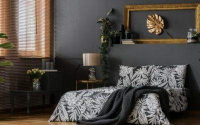 Antracitová (nejen) do interiérů: Žádaná barva, která nevyjde z módy
