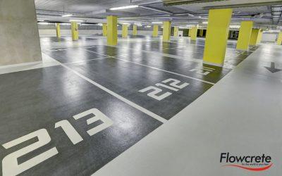 Flowcrete – britská ikona v průmyslových podlahách