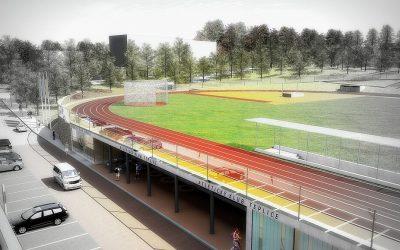 Nový atletický areál by mohl být Na Stínadlech, Teplice jednají s klubem