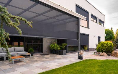 Minirol: stínění s architektonickým potenciálem
