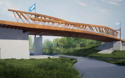 Nový most v Ostravě navrhl Roman Koucký, autor Trojského mostu